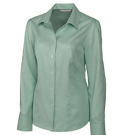 Ladies Epic Easy Care Nailshead Shirt by Cutter & Buck