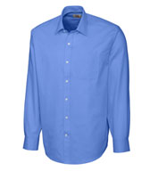 Custom Mens Epic Easy Care Spread Collar Nailshead Dress Shirt