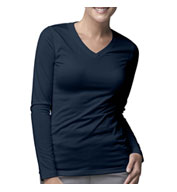 Custom Carhartt Medical Ladies Work-Dry® Long Sleeve Shirt