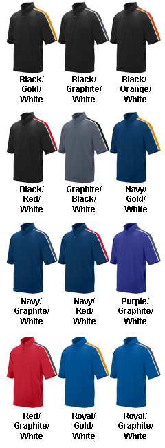 Quantum Short Sleeve Pullover - All Colors