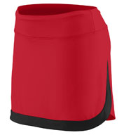Ladies Action Color Block Skort