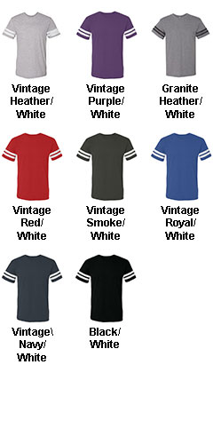 Toddler Vintage Football T-Shirt - All Colors
