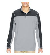 Custom Mens Excursion Circuit Performance Half Zip Mens