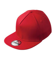 Custom New Era® Flat Bill Stretch Cap