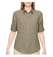 Ladies Excursion Concourse Performance Shirt