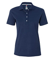 Custom Ladies Hanes X-Temp™ Sports Polo