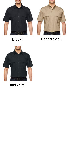 Dickies Ripstop Ventilated Tactical Shirt - All Colors
