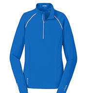 Custom Ladies Ogio® Endurance Nexus 1/4-Zip Pullover
