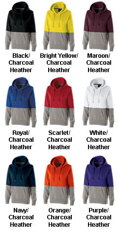 Ladies Ration Hoodie - All Colors