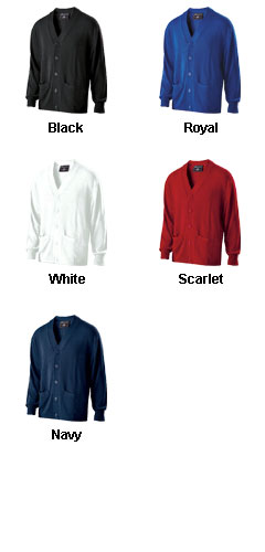 Letterman Sweater - All Colors