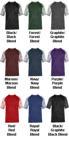 Youth Sport Blend Tee - All Colors