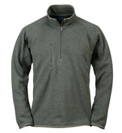 Regan 1/4-Zip Fleece Pullover