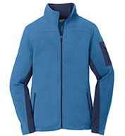 Custom Ladies Summit Fleece Full-Zip Jacket