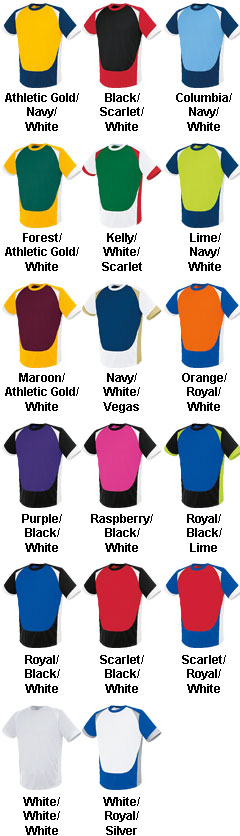 Youth Velocity Jersey - All Colors