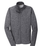 Mens Digi Stripe Fleece Jacket