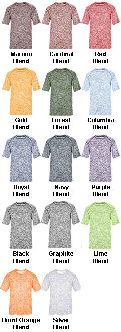 Adult Blend Tee - All Colors