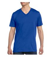Custom Made in the USA Jersey V-Neck T-Shirt