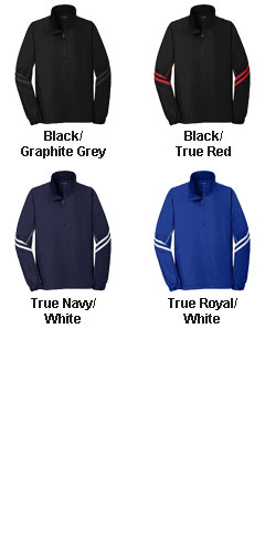 Shield 1/2-Zip Pullover - All Colors