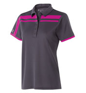 Custom Ladies Charge Polo by Holloway USA