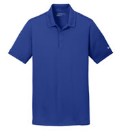 Custom Nike Golf Mens  Dri-FIT Solid Icon Pique Polo