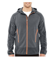 Custom Mens Vortek Polartec Active Fleece Jacket Mens