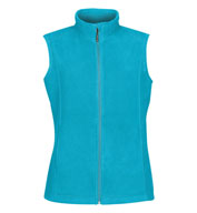 Custom Ladies Eclipse Fleece Vest