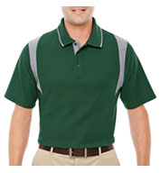 Custom Mens Drytec20� Performance Colorblock Polo