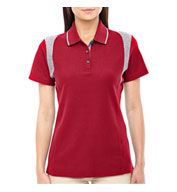 Custom Ladies Drytec20� Performance Colorblock Polo