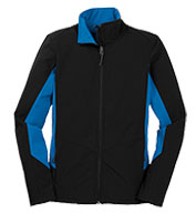 Ladies Core Colorblock Soft Shell Jacket