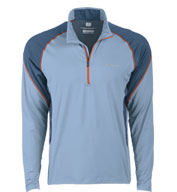 Custom Columbia Mens Freeze Degree™ Colorblock Half-Zip