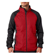 Custom Adult Cool & Dry Quilted Front Jacket