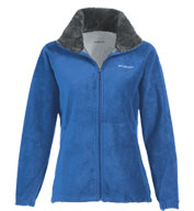 Columbia Ladies Dotswarm II Fleece Full-Zip Jacket