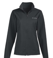 Custom Columbia Ladies Kruser Ridge Full-Zip Softshell
