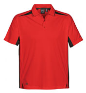 Custom Mens Match Performance Polo