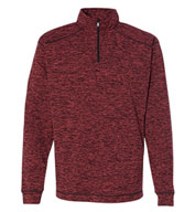 J. America Cosmic Fleece Quarter-Zip Pullover