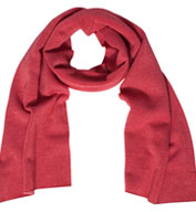 Alternative Eco Fleece Slim Scarf