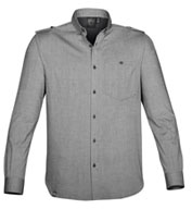 Mens Hanford Long Sleeve Shirt