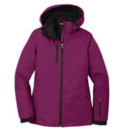 Custom Port Authority Ladies Vortex Waterproof 3-in-1 Jacket