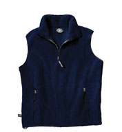 Custom Youth Ridgeline Fleece Vest