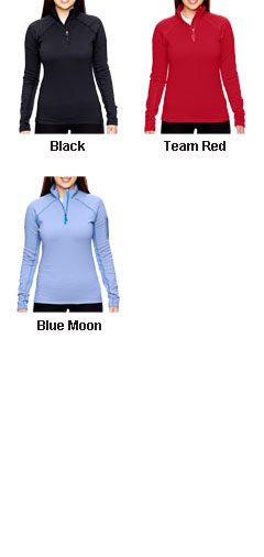 Marmot Ladies Stretch Fleece Half-Zip - All Colors