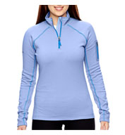 Custom Marmot Ladies Stretch Fleece Half-Zip