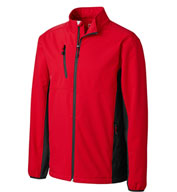 Mens Narvik Colorblock Softshell