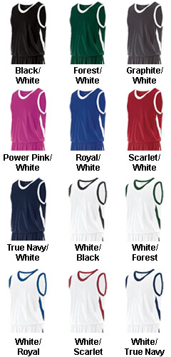 Adult Lateral Jersey - All Colors