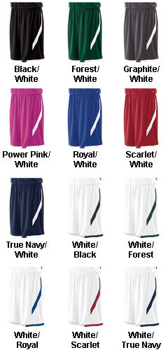 Youth Lateral Short - All Colors