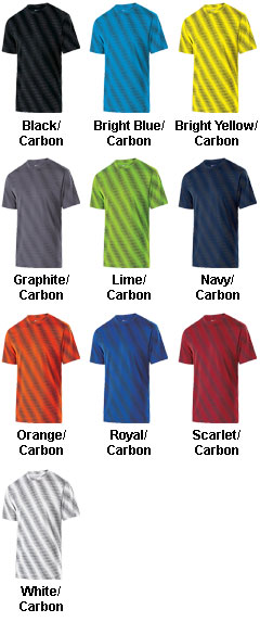 Adult Short Sleeve Torpedo Shirt - All Colors