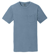 Essential Pigment-Dyed Pocket Tee