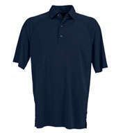 Custom Greg Norman Play Micro Lux Solid Polo