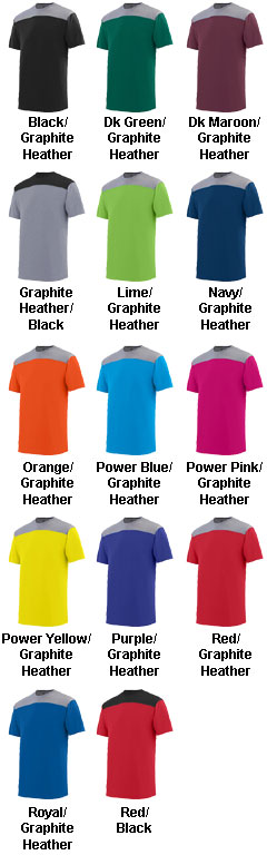 Youth Challenge T-Shirt - All Colors