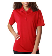 Custom Ladies Cool & Dry 8 Star Elite Performance Interlock Polo