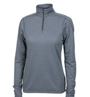 Custom Womens Crossover Pullover by Charles River